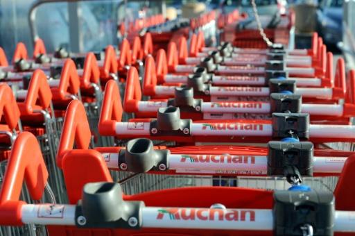 Auchan met en vente 21 magasins en France