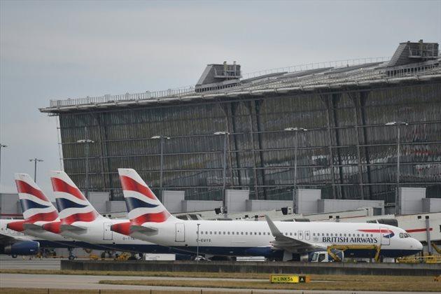 British Airways : grève des pilotes, près de 100% des vols annulés