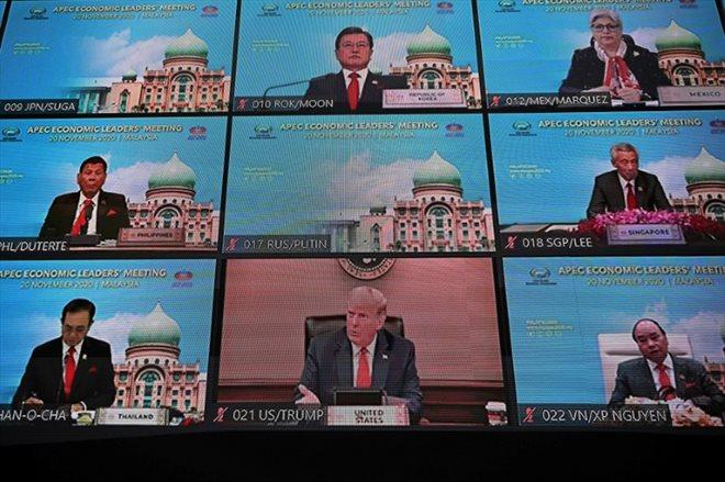 Au forum Asie-Pacifique, la Chine se pose en championne du libre-échange