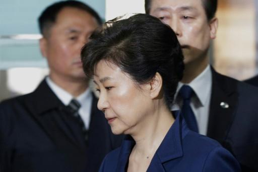 L'ex-présidente va être jugée pour corruption — Corée du Sud