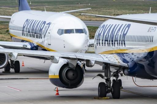 Ryanair : nouvelle grève européenne, 250 vols annulés