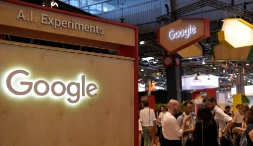 Google risque une amende record de l'UE