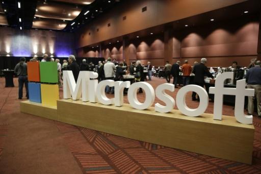 Côté business, le Cloud cartonne et le PC décline — Microsoft