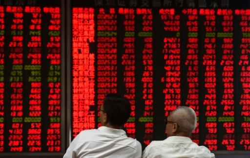Les actions chinoises se font une place dans un indice mondial