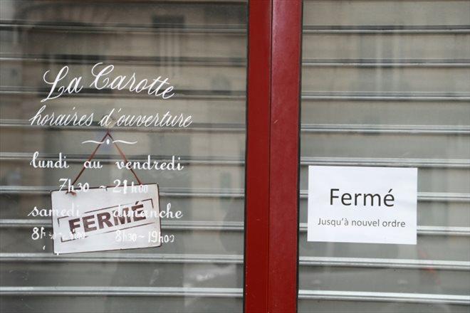 Le PIB chute de 6% : la France est en récession