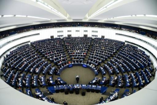Le Parlement européen fixe ses