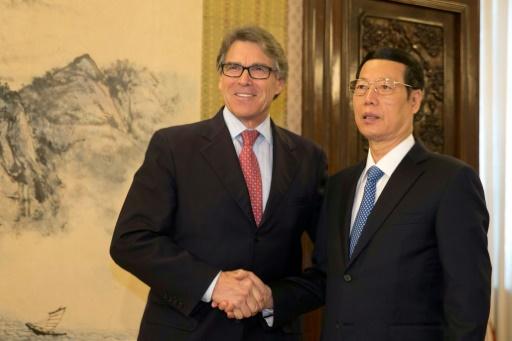 Relations renforcées avec la Californie — Chine-USA