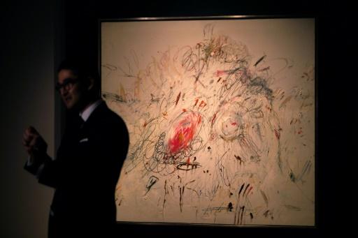 Un Basquiat vendu pour 110,5 millions de dollars — Art