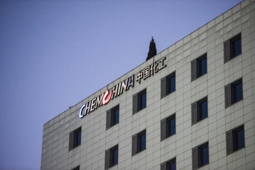 Feu vert conditionnel de la CE à la fusion ChemChina-Syngenta — Marché