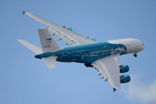 Airbus : des risques de fissure sur les ailes des plus vieux A380